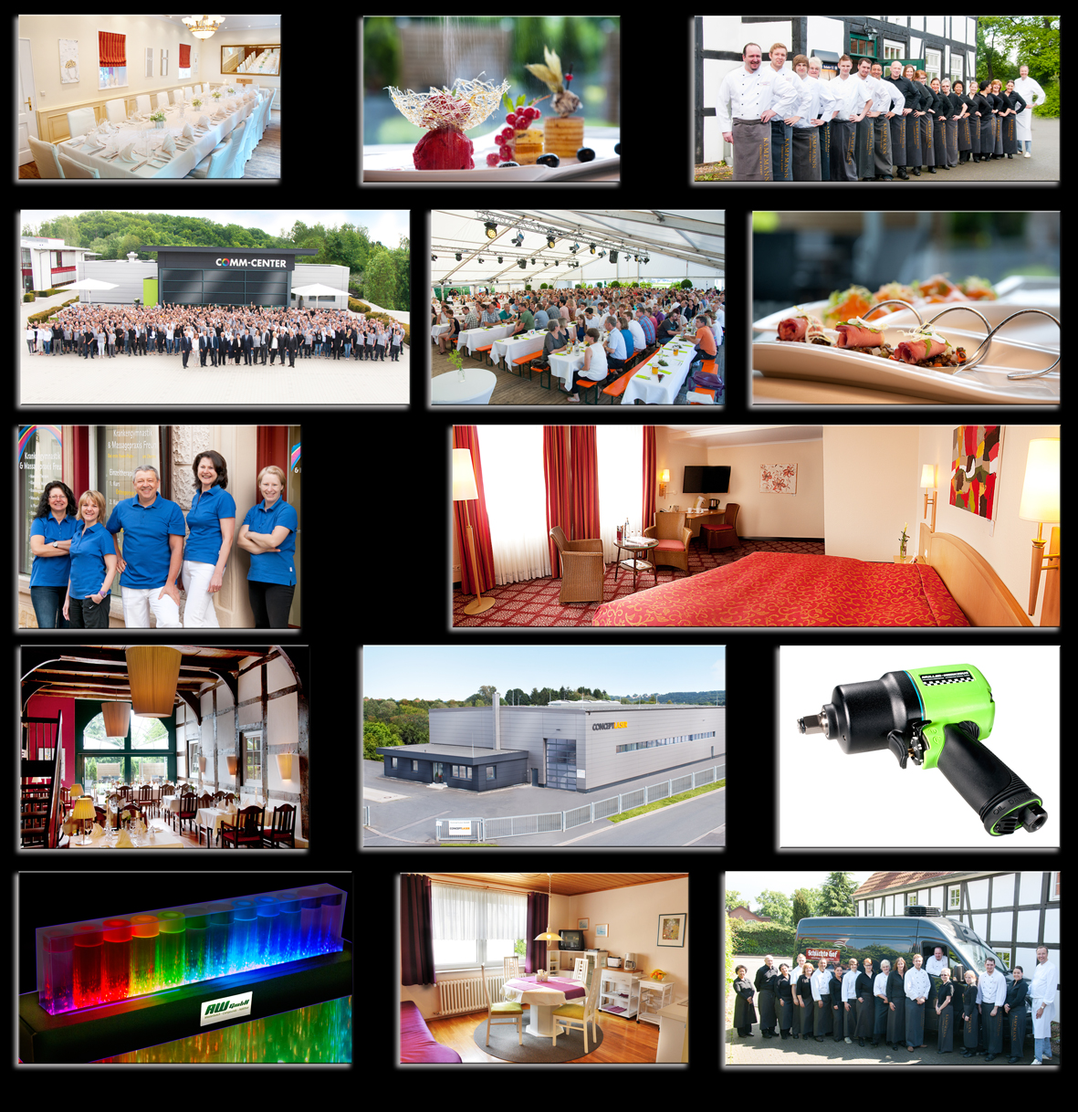 business  collage HP